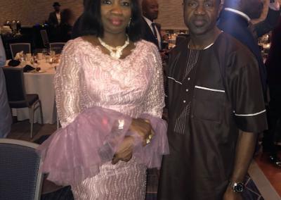 Chairman, Nigeria Diaporsa Commission